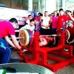 WerkSan Uluslararası Bench Press Turnuvası