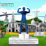 2013 Cali Dünya Oyunları Başladı