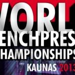 24. IPF Dünya Bench Press Şampiyonası Başladı