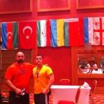 Türk Takımı ve Rusya'da Powerlifting Hazırlık Çalışmaları