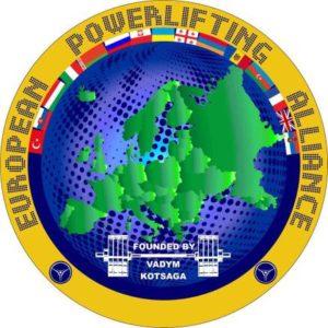 European-Powerlifting-Alliance-Logo
