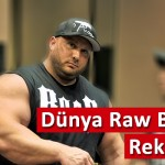 Eric Spoto Dünya Raw Bench Press Rekorunu Kırdı