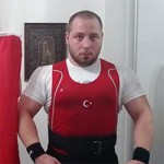 ferit bakistanlı, powerlifting, türk sporcu