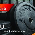 IPSU Boğaziçi Kupası İstanbul – Türkiye 19-20 Aralık 2015