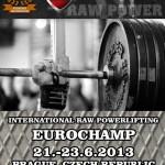 IRP Avrupa Powerlifting Şampiyonası 2013