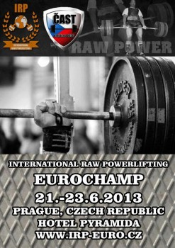 IRP Avrupa Powerlifting Şampiyonası