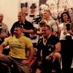 IRP Avrupa Powerlifting Şampiyonası Sonuçları