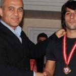 İsmail Hakkı Yıldızel ve Emrah Çelik'ten Antalya'ya Madalya