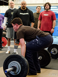 Mark Rippetoe ve Starting Strength, Deadlift