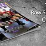 Strong Life : Raw Sporcular İçin Ücretsiz Dergi