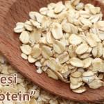 Yulaf Mucizesi : Bitkisel Protein