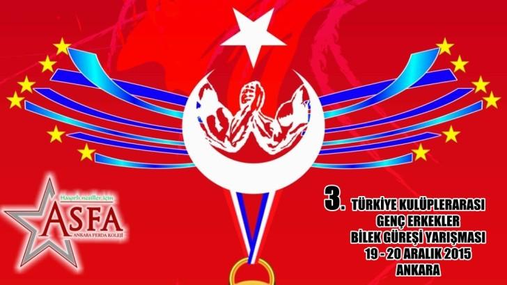Zinde Gençlik ile ASFA, 3. Türkiye Bilek Güreşi Yarışması Düzenliyor